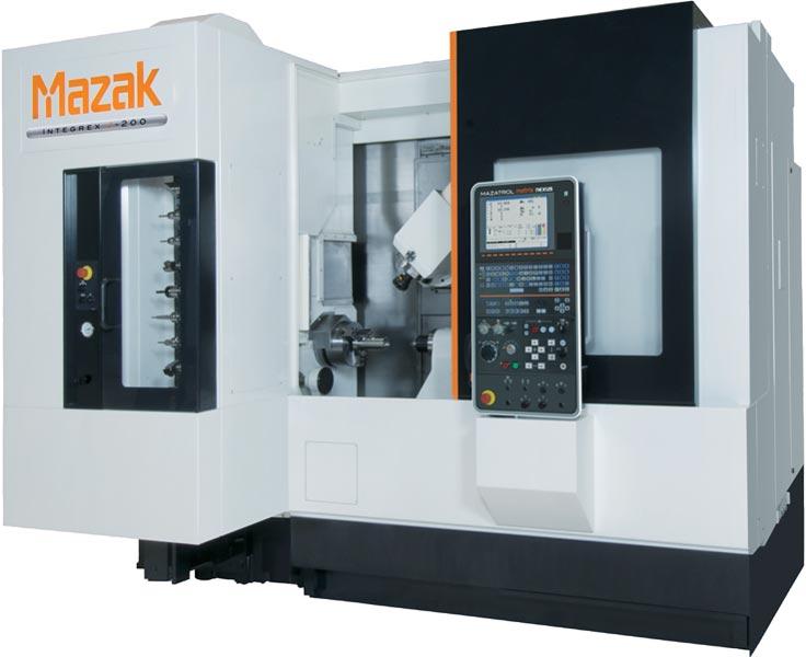 Mazak Integrex J-200